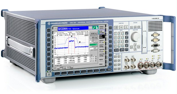 Test equipment for calibration and repair